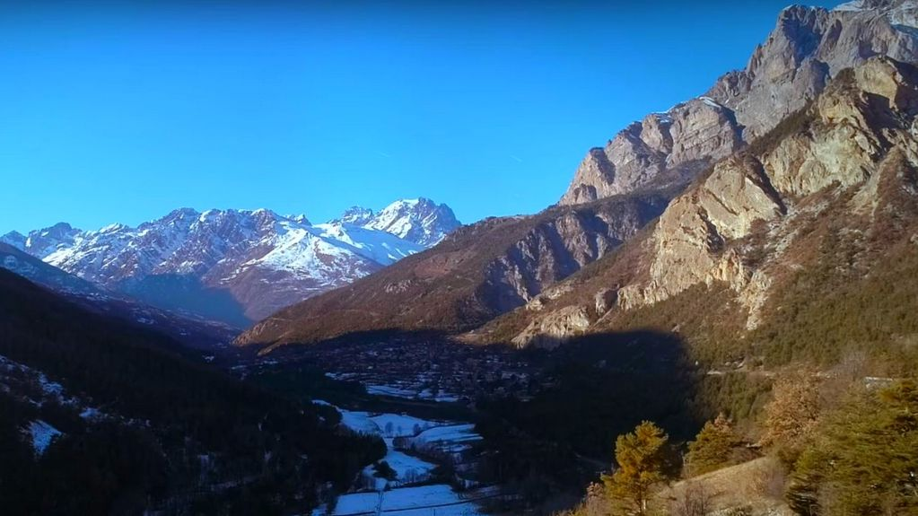 Le Parc Naturel National des Ecrins [NATURE]