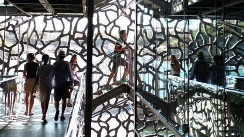 Un million de visiteurs au Mucem