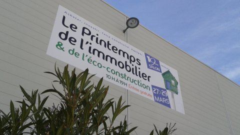 Printemps de l'immobilier et de l'éco-construction à Marseille