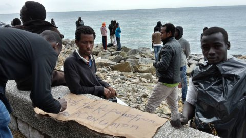MIGRANTS VINTIMILLE