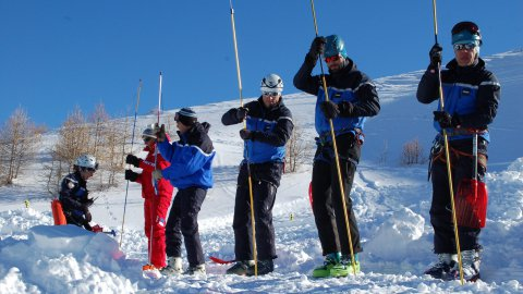 Skieurs : attention aux avalanches