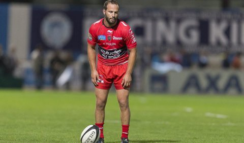 RCT : Michalak et Taylor forfaits contre Bordeaux-Bègles