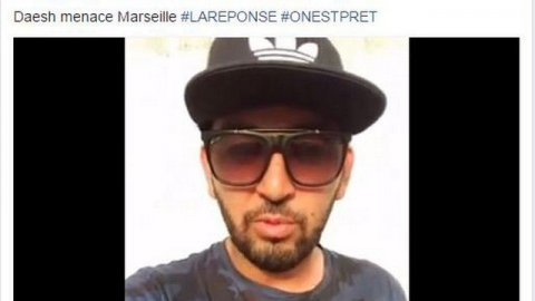 Mohammed henni video marseille daech