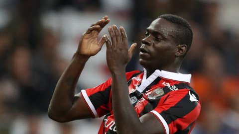 Nice : Mario Balotelli absent face à Nancy