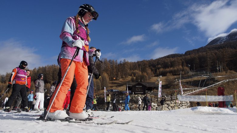 Où skier ce week-end? / © PHOTOPQR/LA PROVENCE