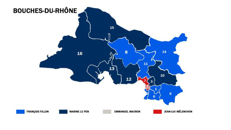 Resultats legislatives b du rhone