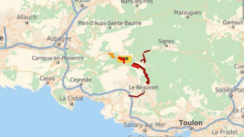 Ce matin à 10 heures. / © Mappy