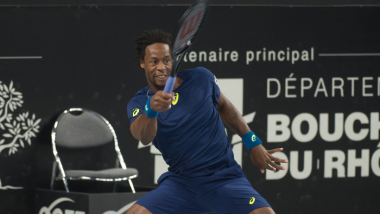 Gaël Monfils / © Photo AFP
