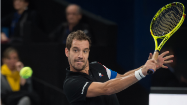 Richard Gasquet / © Photo AFP