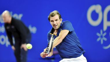 Julien Benneteau / © Photo MaxPPP/MidiLibre