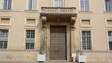 Le Palais de justice de Carpentras / © C.Hotter/picture alliance / Arco Images/Newscom/MaxPPP