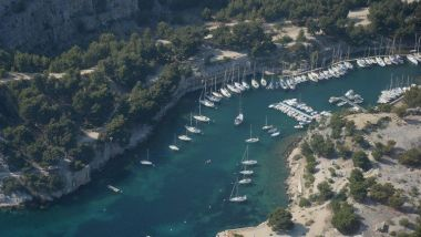 La calanque de Port Miou / © Photo Boris Horvat/AFP