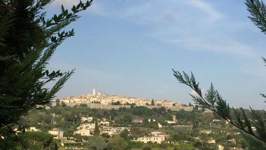 Saint Paul de Vence, village mythique des Alpes-Maritimes. / © ALH France 3