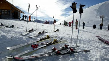Ce week-end on chausse les skis ! / © PHOTOPQR/LE DAUPHINE LIBERE