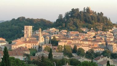 Forcalquier / © Photo O T Forcalquier