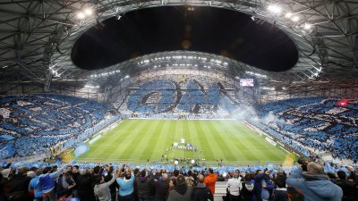 OM-PSG : record d'affluence atteint au Vélodrome, et incidents aux abords du stade