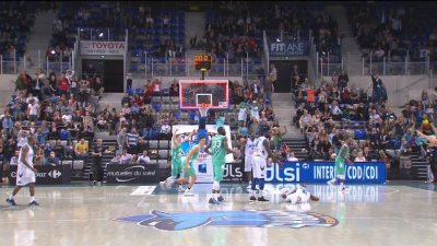 Pro A - 27è journée : Antibes s'incline d'un point face à Pau-Orthez