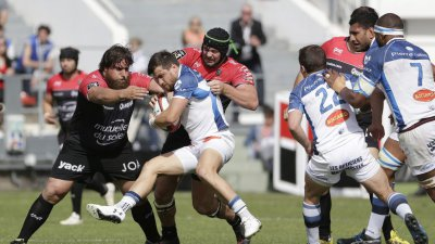 Top 14 : Toulon bat Castres à domicile