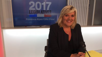 LEGISLATIVES au CANNET - Michèle Tabarot réélue dans la 9e circonscription
