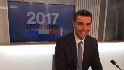 LEGISLATIVES à ANTIBES - Eric Pauget ( LR) élu dans la 7è circonscription