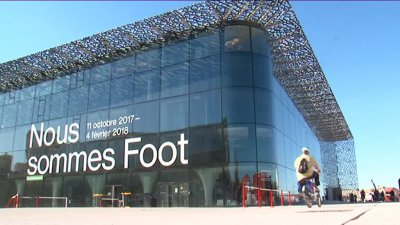 Marseille : le football s'expose au Mucem