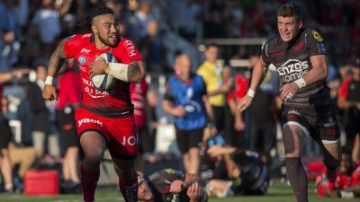 Rugby : Toulon s'impose face aux Scarlets