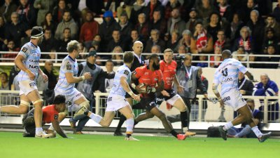Top 14 - Les Toulonnais s'inclinent devant le Racing 92