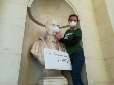 Marseille : mobilisation citoyenne contre la pollution de l'air