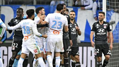 Olympique Marseille : Adil Rami écope de 3 matches de suspension après les incidents contre Lyon