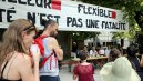 Forte mobilisation des intermittents lundi en France