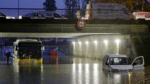 PHOTO INONDATION PONT NICE 31 OCT