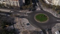 Drone Marseille - Corona - Rond-point Prado