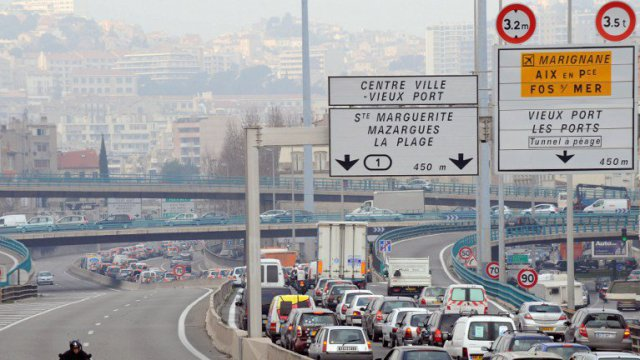 L'air le plus irrespirable de France se trouve à Marseille