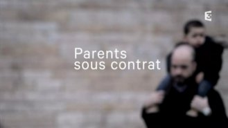 Visuel - Doc : Parents sous contrat