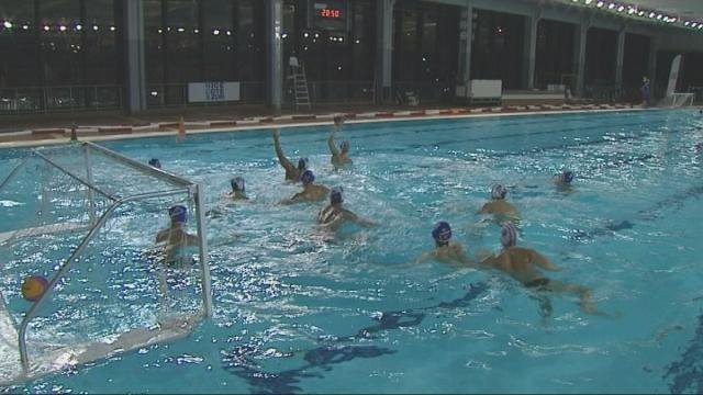 entrainement water-polo à Nice / © France 3 Nice