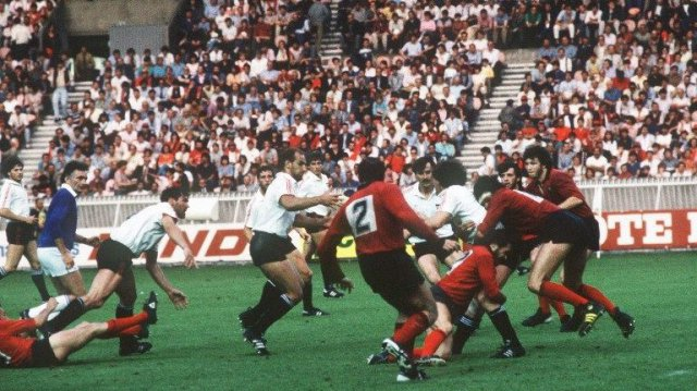 Top 14: les finales du RC Toulon en images d'archives