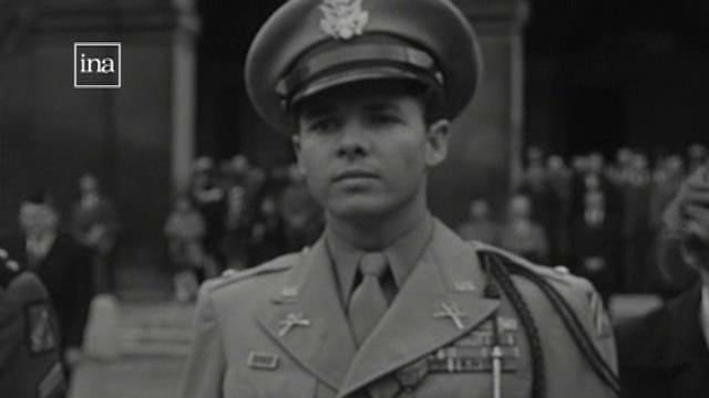 L Acteur Am 233 Ricain Audie Murphy H 233 Ros De L Op 233 Ration