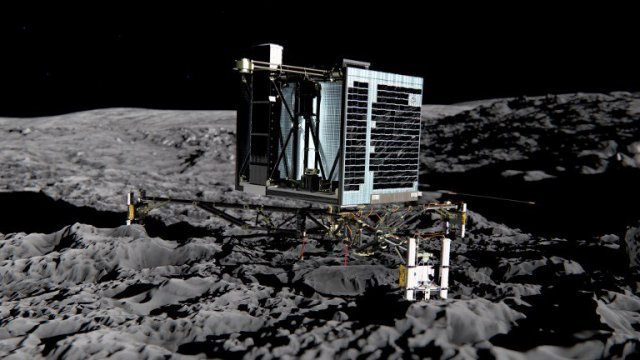 VIDEO. Regardez en direct à 15h30 le robot Philae se poser sur une comète