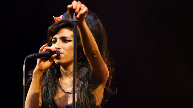Amy Winehouse / © BEN STANSALL / AFP
