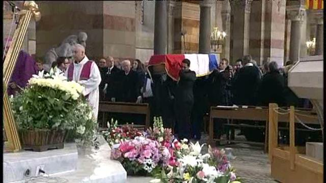 Messe funéraire en la cathédrale de la Major de Marseille © France3 Provence-Alpes