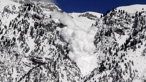 Image d'illustration d'avalanche  / © HO / INDIAN ARMY / AFP