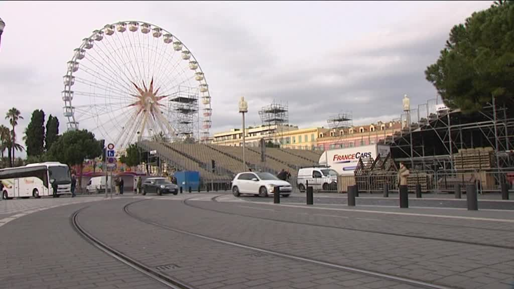 Le Carnaval de Nice commence: attention des restrictions de circulation