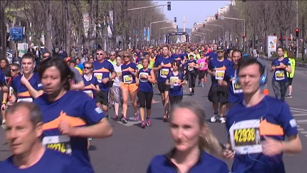 13000 participants pour le Run In Marseille