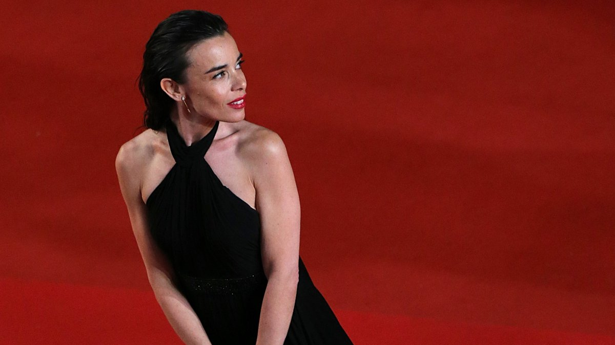 Elodie Bouchez, au festival de Cannes, mai 2013 / © AFP PHOTO / LOIC VENANCE