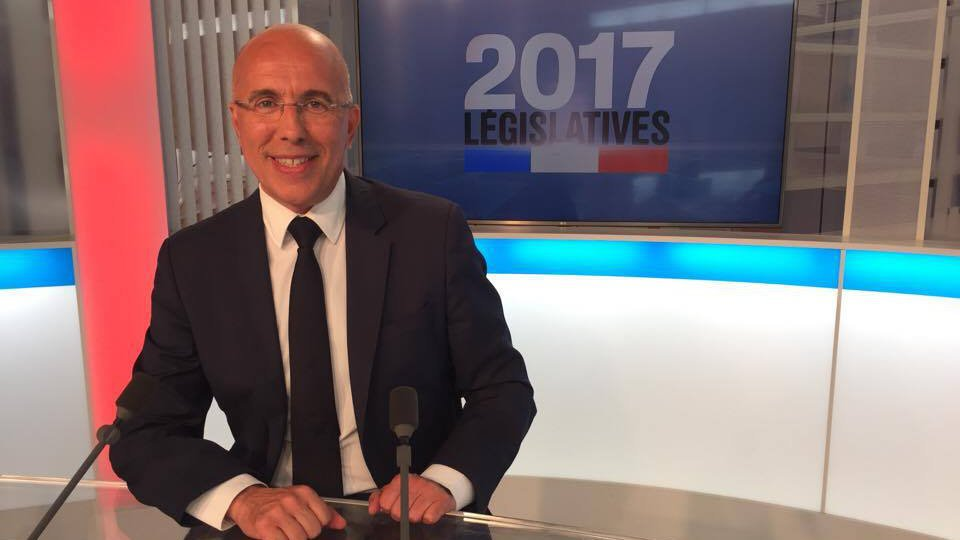 LEGISLATIVES à NICE - Eric Ciotti remporte la 1e circonscription
