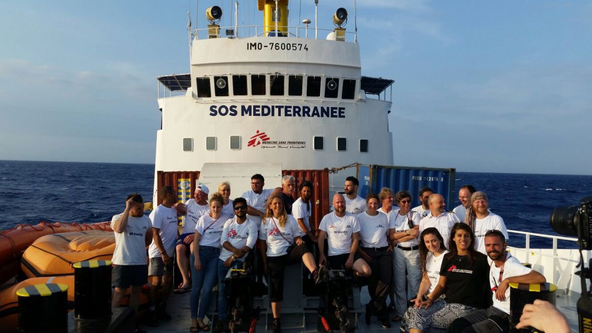 Migrants de l'Aquarius : l'Espagne mais pas la France !