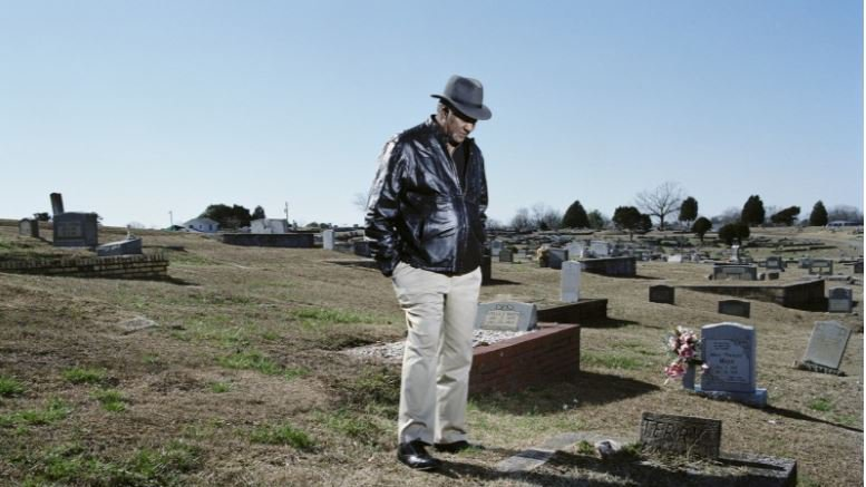 Cimetière d'Edgemont, West Anniston, Alabama, 2012 Avec l'aimable autorisation de l'artiste / © Mathieu Asselin