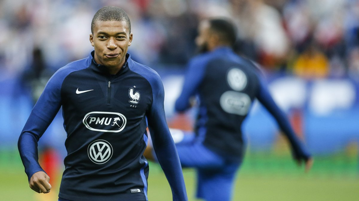 A Paris, Kylian Mbappé rêve plus grand