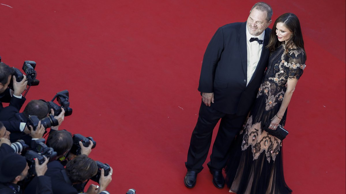 Harvey Weinstein organisait des parties fines au Festival de Cannes