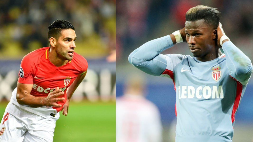 Falcao et Sidibé absents contre Besiktas — Monaco